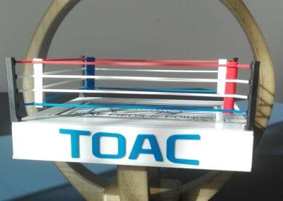 TOAC boxe